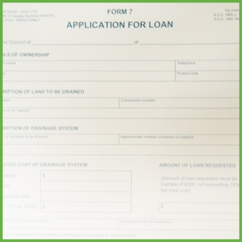 1116 500x500g item 1116 application for loan altavistaventures Gallery
