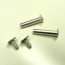 "Item 1129/3 - Chicago screws - 1"" for hinge cover"