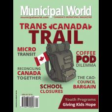 Municipal World Back Issue - April 2017
