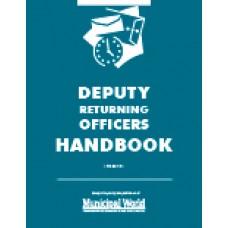 Item 1280 - Deputy Returning Officers Handbook (Ontario)