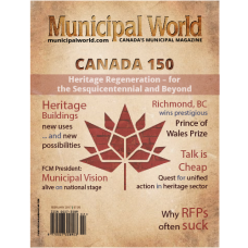 Municipal World Back Issue - February 2017