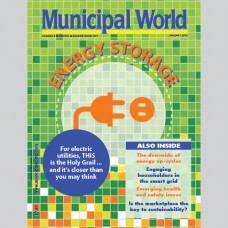 Four year subscription to Municipal World magazine-CDN Rates