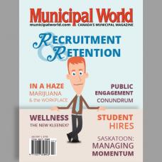 Municipal World Back Issue - July 2017