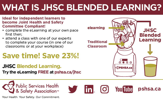 JHSC Blended Learning