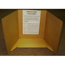 Item 1353/A - Voting Booths (set of 5)