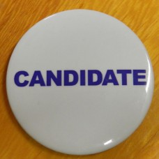 Item 1337 - Badge - Candidate