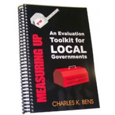 Measuring up: An Evaluation Toolkit for Local Government with CDROM - Item 0061CD
