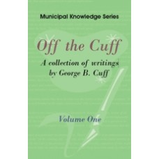 Off the Cuff – Vol. 1 - Item 0055/1