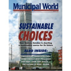 Two year subscription to Municipal World magazine-CDN Rates