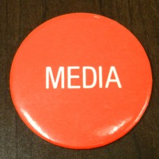Item 1340 - Badge - Media