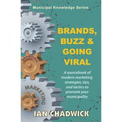 Brands Buzz & Going Viral by Ian Chadwick Cover