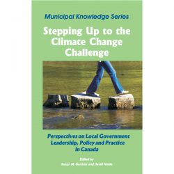 Stepping up to the Climate Change Challenge Cover