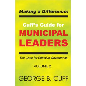 Cuff guide for Municipal Leaders volume 2 cover