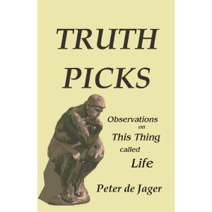 Truth Picks by Peter de Jager Cover