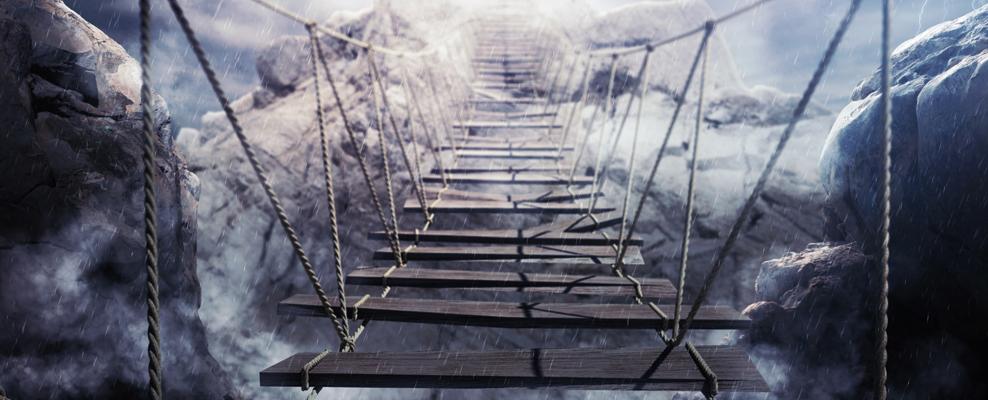 building broken bridges