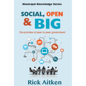 Social, Open & Big, Rick Aitken, Book Cover