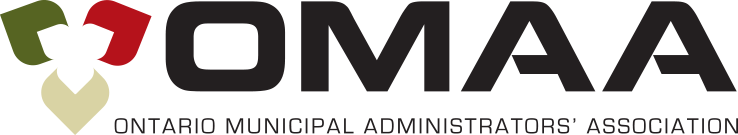 Ontario Municipal Administrators' Association Logo
