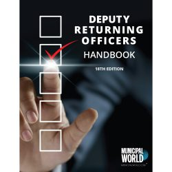 Item 1280 - Deputy Returning Officers Handbook (Ontario)