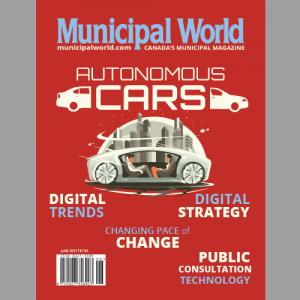 Municipal World Magazine June 2017 Issue featuring: Autonomous Cars