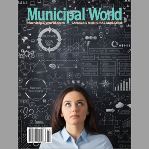 Municipal World Magazine October 2017 Issue cover: Politicians & Social Media