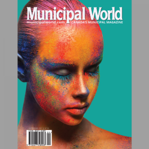 Municipal World Magazine September 2017 Issue cover Arts and Culture