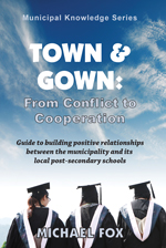 Town and Gown: From Conflict to Cooperation by Michael Fox Cover