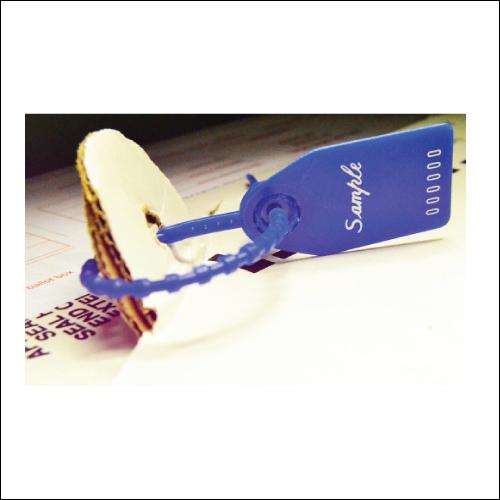 Item 1351 - Ballot box security seals - plastic cinch-up