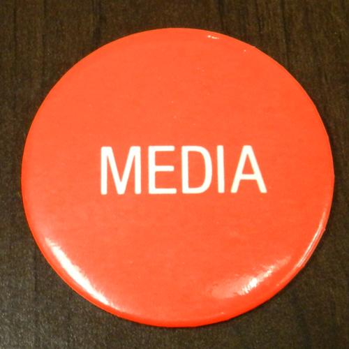 Item 1340 - Badge - Media