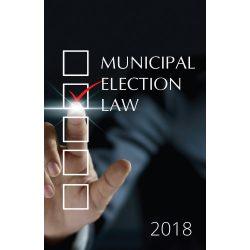 Municipal Election Law 2018