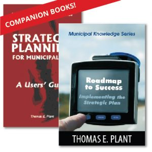 Plant Strategic Planning Package Covers by Thomas E. Plant