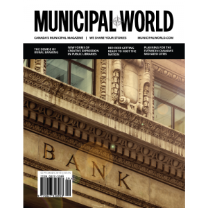 Municipal World Magazine September 2018 Cover - The Demise of Rural Banking