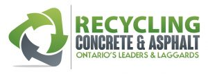 New study finds many Ontario municipalities perform poorly in recycling concrete and asphalt