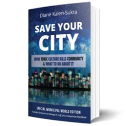 Save Your City By Diane Kalen-Sukra Book Cover