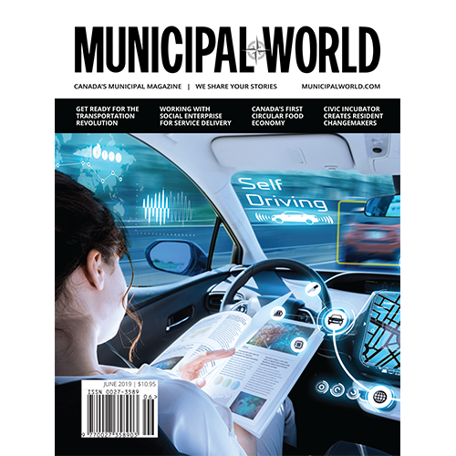 June 2019 Magazine Cover