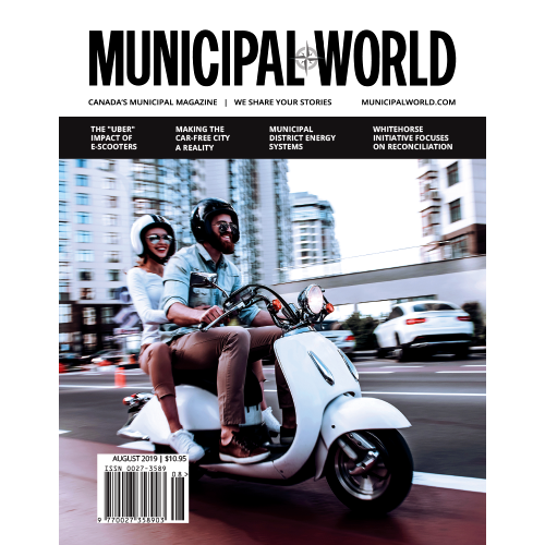 Municipal World August 2019 Issue