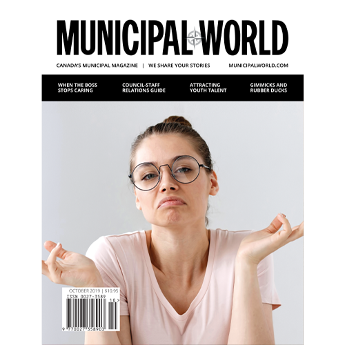 Municipal World October 2019 Issue