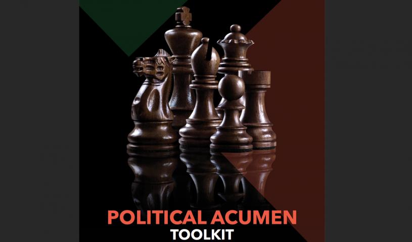Political acumen toolkit