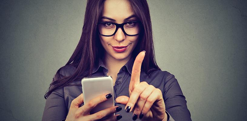 Social media's three golden rules