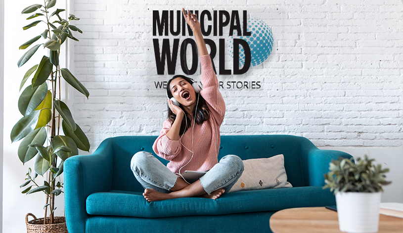 A Municipal World COVID-19 isolation playlist