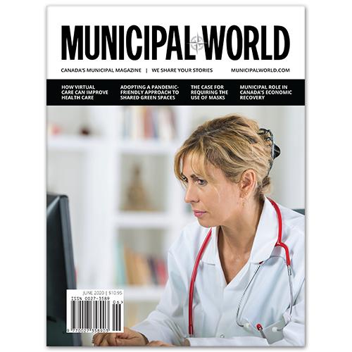 June 2020 magazine cover