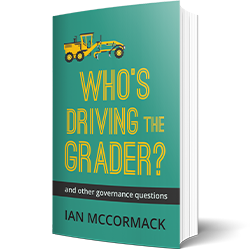 Whos Driving the Grader - Bookshop Image