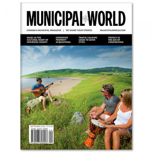 Municipal World Magazine September 2020 edition.