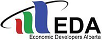 Economic Developers Alberta logo
