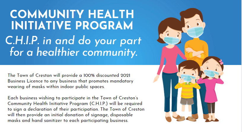 Town of Creston Community Health Initiative Program (C.H.I.P.)