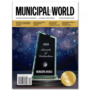 Municipal World Magazine -December 2020 edition