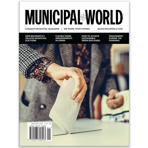 Municipal World Magazine - January 2021 edition.