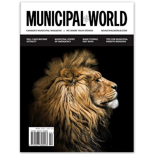 Municipal World Magazine - April 2021 edition