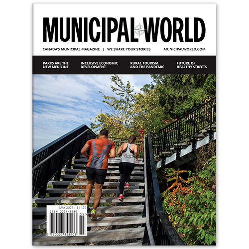 Municipal World Magazine - May 2021 edition
