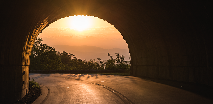 Constancy of change – and light at the end of the tunnel