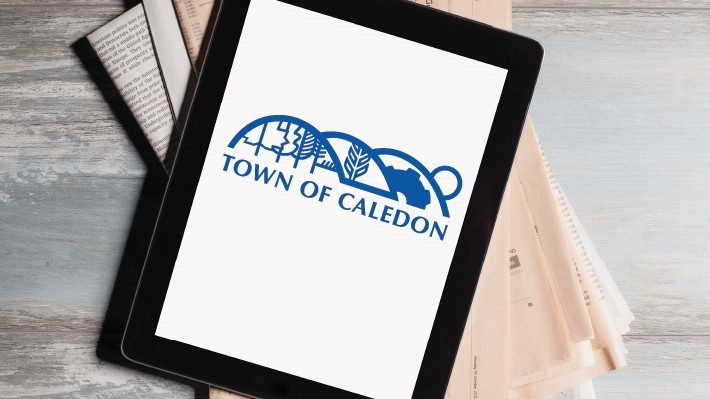 caledon media release